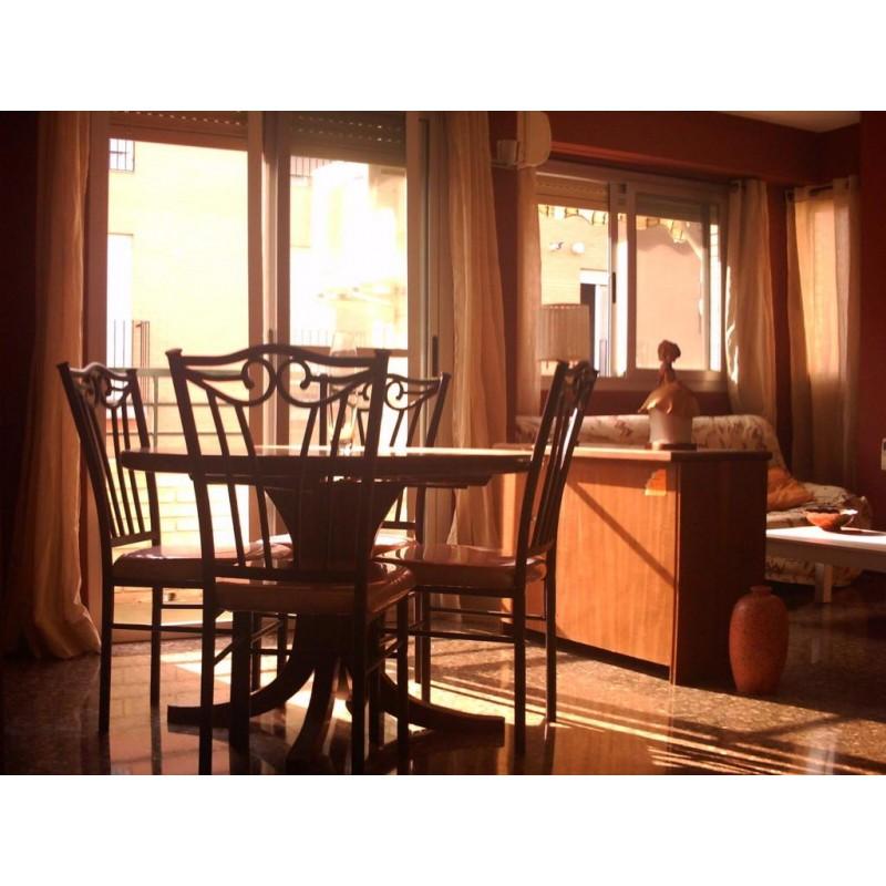 Appartement Canet de Berenguer Village salon