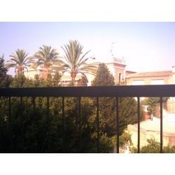 Appartement Canet de Berenguer Village balcon