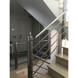 Maison T5 plage de l'Albir escalier