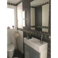 Maison T5 plage de l'Albir salle de bain