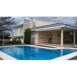 Villa T6 à Llíria avec piscine